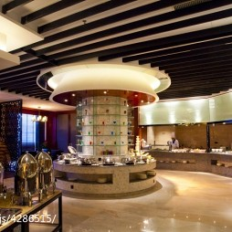 名人酒店餐廳設計