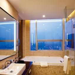 名人酒店卫浴装修