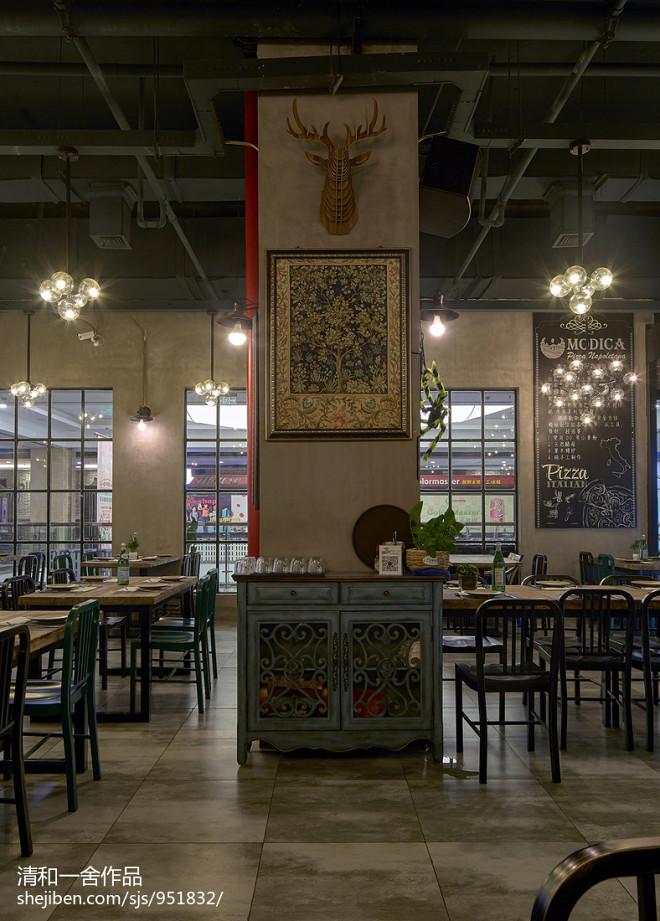 西餐厅室内设计案例