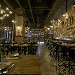MODICA西餐厅设计案例
