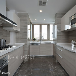 家装新古典风格厨房装修大全