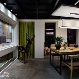 LOFT办公空间创意设计