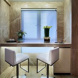 简洁现代风格吧台设计案例