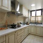 简洁混搭风格厨房设计