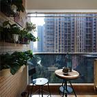 家居美式阳台设计
