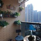 家居美式阳台设计大全