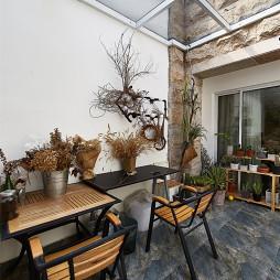 家装北欧格调阳台设计