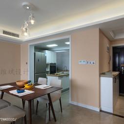 家装混搭风格餐厅设计案例