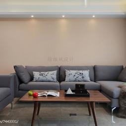 混搭风格家居客厅装修