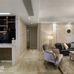 新古典风格客厅设计大全