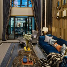 家装新古典风格样板房设计