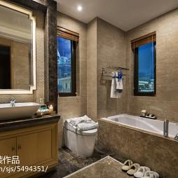精美新古典风格卫浴设计