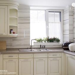 新古典风格别墅橱柜设计