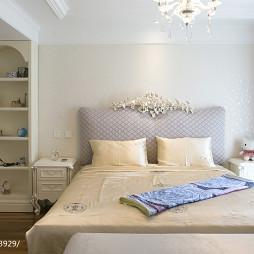素雅新古典风格 卧室装修