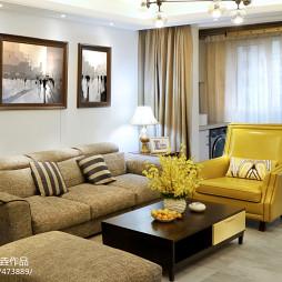 最新现代风格客厅效果图欣赏