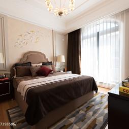 新古典风格别墅卧室设计