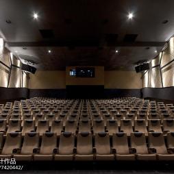 百丽宫电影城观影大厅设计