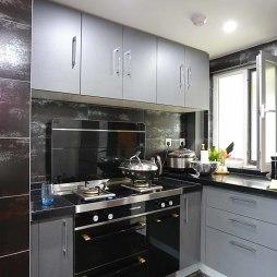 经典loft风格厨房设计