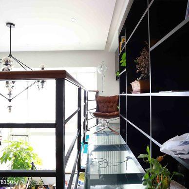 loft风格休闲区设计案例