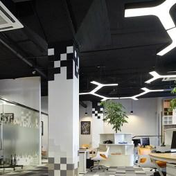 创意办公空间设计案例