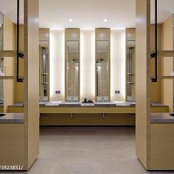 御西郊会所淋浴间设计