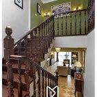 精致美式风格楼梯设计