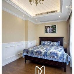 简单美式卧室装修大全