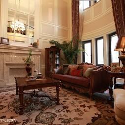 家装美式客厅装修大全