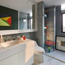 现代风格流行卫浴装修