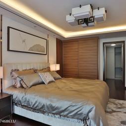 新中式卧室卧室设计案例