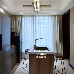 新中式风格厨房装饰图