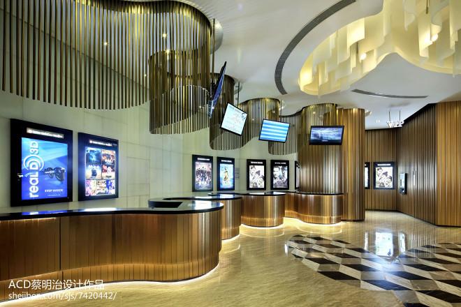 百老汇电影城室内设计案例