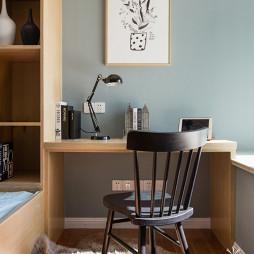 现代北欧风格小书房设计