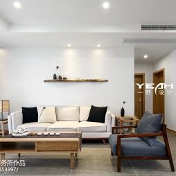 日式客厅装修案例