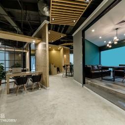 开放式办公空间设计