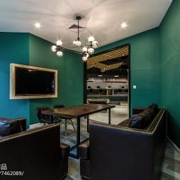 时尚办公空间VIP洽谈区设计