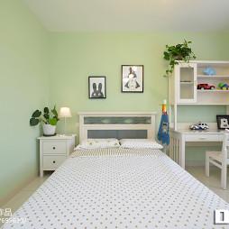 舒适宜家风格儿童房装饰图
