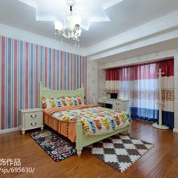 多彩混搭风格卧室设计