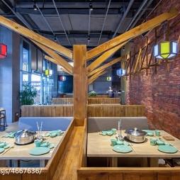 云谷四季餐厅餐桌设计