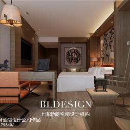 河南安阳万达特色文化主题商务酒店设计案例_2524798