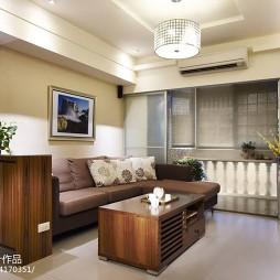 最新简约风格客厅设计方案