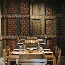 Potato Head餐厅餐桌设计