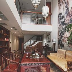 精致中式风格客厅设计案例