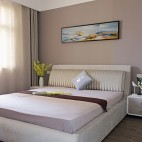 简洁现代风格卧室效果图