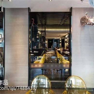 曾建龙设计作品-香港采蝶轩餐厅设计_2530505