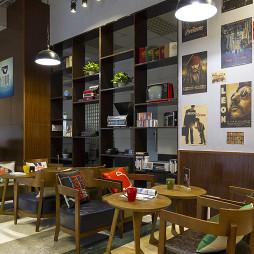 小鸟咖啡店装修案例