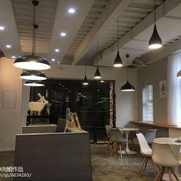 工装咖啡厅设计案例