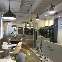 咖啡厅过道装修