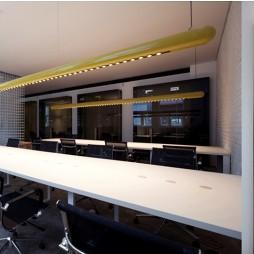 办公空间会议室装修案例