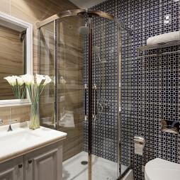 乡村美式卫浴装修